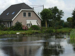 Bed & Breakfast / Appartementen De Buitenrand in De Kwakel, Noord-Holland - Nederland