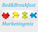 De marketingmix voor Bed and Breakfast